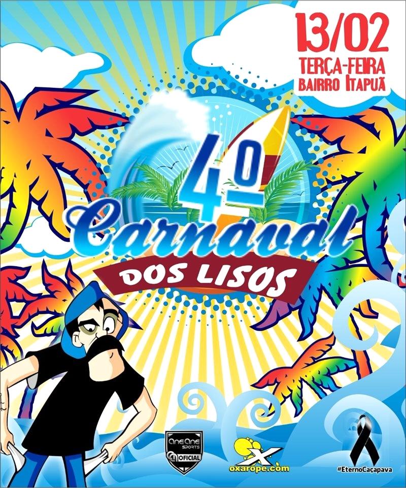 4º Carnaval dos Lisos -  - Eunápolis