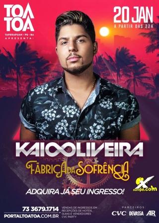 Show de Kaio Oliveira