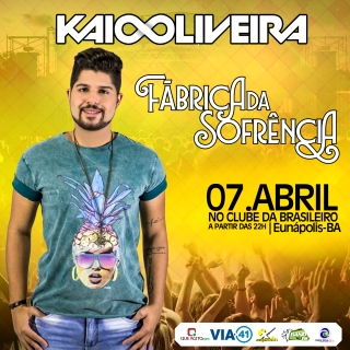 Kaio Oliveira – Eunápolis/BA