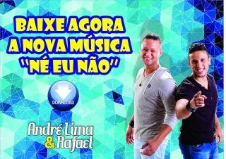 André Lima e Rafael lançam música nova que promete estourar nas paradas