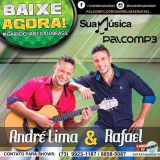 Dupla André Lima & Rafael lançam CD com músicas inéditas