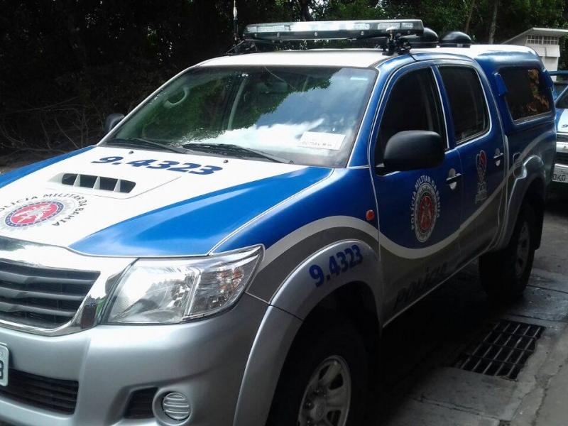 Pedestre é atropelado durante perseguição policial em Salvador