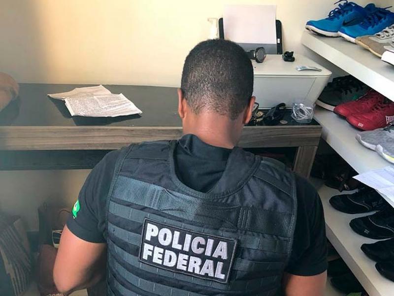 Polícia Federal faz buscas na Bahia por suspeita de fraude no ENEM 2017