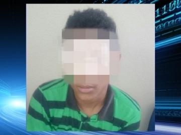 Polícia Militar realiza prisão de menor infrator na cidade de Prado