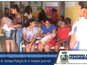 Prefeitura de Itagimirim realiza ações em comemoração ao dia da mulher em União Baiana