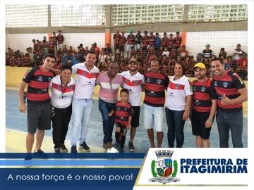 Prefeitura de Itagimirim Realiza Primeira Copa De Futsal de Base