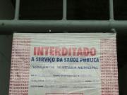 Vigilância Sanitária interdita escola e prejudica mais de 500 alunos