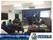 Prefeitura de Itagimirim presta contas do 1º quadrimestre