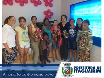 Prefeitura de Itagimirim realiza campanha de entrega de cobertores