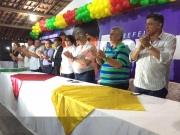 Devanir Brillantino realiza convenção partidária e apresenta Luizinho como vice em Itagimirim