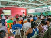 Veracel estimula intercâmbio de experiência comunitárias