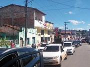Carreata busca mobilizar a população a protestar contra a extinção da comarca de Itagimirim