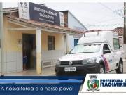 Prefeitura faz a entrega de ambulância 0 km para o distrito de União Baiana
