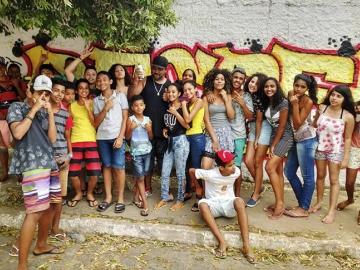 Projeto Art&comun&cação atrai 130 alunos do 8º e 9º ano do Colégio Othoniel