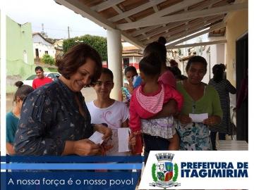 Prefeitura de Itagimirim realiza primeiro Mutirão Mais Saúde