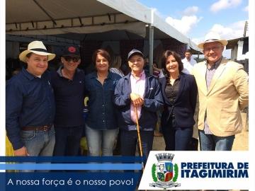 Prefeitura de Itagimirim Incentiva 8º Dia De Campo Guzerá