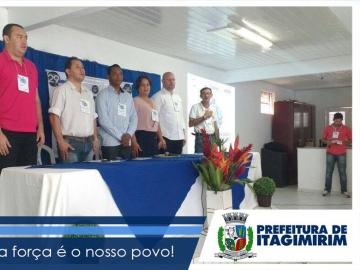 Prefeitura de Itagimirim realiza Conferência Municipal de Saúde
