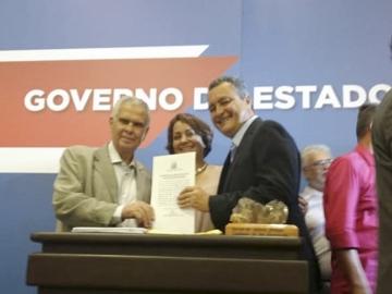 Prefeita Devanir Brillantino firma importante convênio para desenvolvimento rural