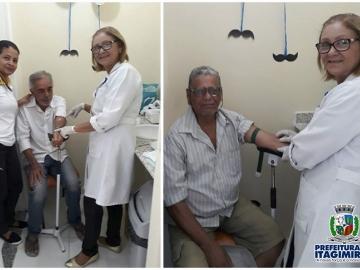 Ações da Secretaria de Saúde no Novembro Azul tem saldo positivo