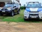 Polícia Federal cumpre mandado de prisão em Itabela