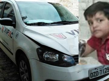 Criança de 5 anos morre atropelada na BA-290 em Itanhém