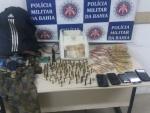Polícia Militar prende integrante de quadrilha em Porto Seguro