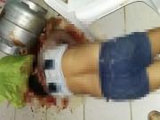 Mulher é morta e tem cabeça esmagada por botijão de gás