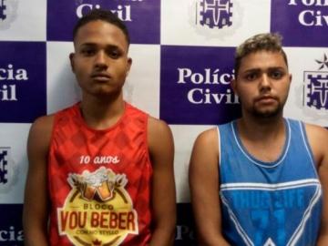 Jovem é preso após simular sequestro para extorquir dinheiro da mãe