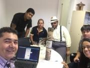 Equipe da Regional Teixeira de Freitas se reúne para definir apoio aos Jogos Indígenas 2017