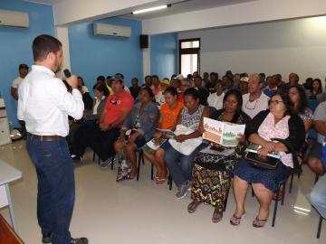 São apresentados os resultados da pesca em Belmonte e Santa Cruz Cabrália