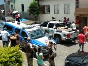 Polícia prende suspeitos de tráfico de drogas perto de Itagimirim
