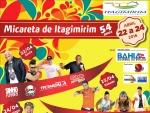 Micareta de Itagimirim celebra os 54 anos do município a partir de sexta-feira