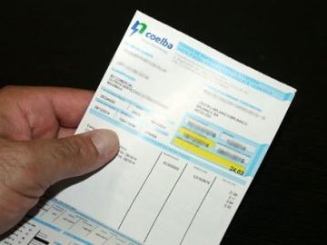 Conta de luz  na Bahia pode aumentar até 15 % no mês de abril