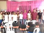 Palestras, preventivos e recepção marcaram o Dia Internacional da Mulher