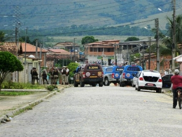 Suspeito morre durante confronto com a PM em Itapebi