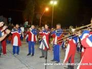 Fanfarra de Itagimirim participa de comemoração dos 183 a nos de Santa Cruz Cabrália