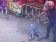 Homem é executado a tiros em feira livre; veja o vídeo