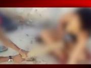 Traficantes filmam tortura e espancamento a uma adolescente; confira