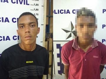 Polícia Militar de Itagimirim prende dupla criminosa após assalto em Mundo Novo