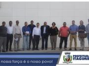 Prefeita participa de audiência em Salvador em busca de melhorias para Itagimirim