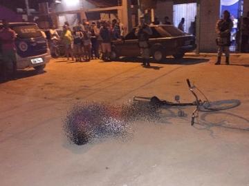 Jovem de 16 anos é morto a tiros em Teixeira de Freitas