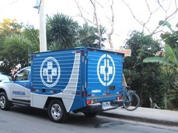 Corpo é encontrado no bairro Baianão em Porto Seguro