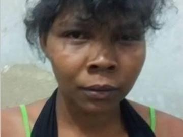 Mulher que estava foragida por assassinato foi presa em Itamaraju