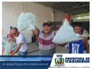 Prefeitura de Itagimirim realiza entrega de peixes para mais de 1800 famílias