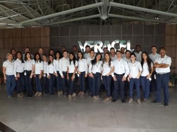 Jovens aprendizes concluem formação e qualificação profissional na Veracel
