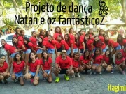 Natan do Táxi é referência com projeto de dança na cidade de Itagimirim