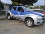 Polícia recupera em Eunápolis carro roubado em Vera Cruz