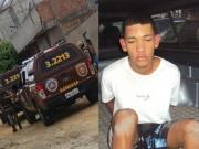 Traficante morre durante troca de tiros com a Rondesp em Teixeira