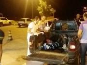 Homem fica ferido após grave acidente na BR-101