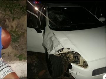 Homem é atropelado e morto no distrito de Vera Cruz em Porto Seguro
